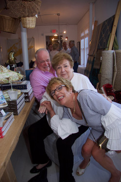 Bob Taft, Maribeth Welsh, Peggy Bousson