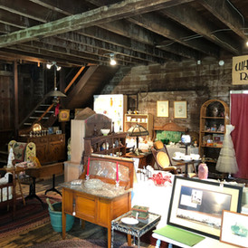 Nugent Carriage House: Interior with todays use