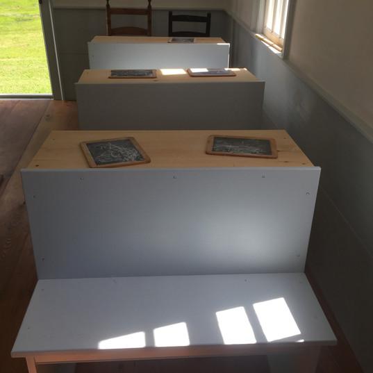 One Room Schoolhouse: Seating