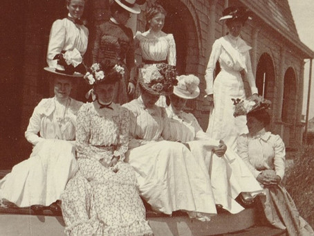 High Style in the Gilded Age: Jeanette Ralston Chase Hoyt