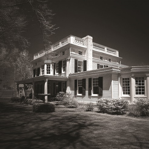 Ghost Hunting at the Rogers Mansion - Oct 23