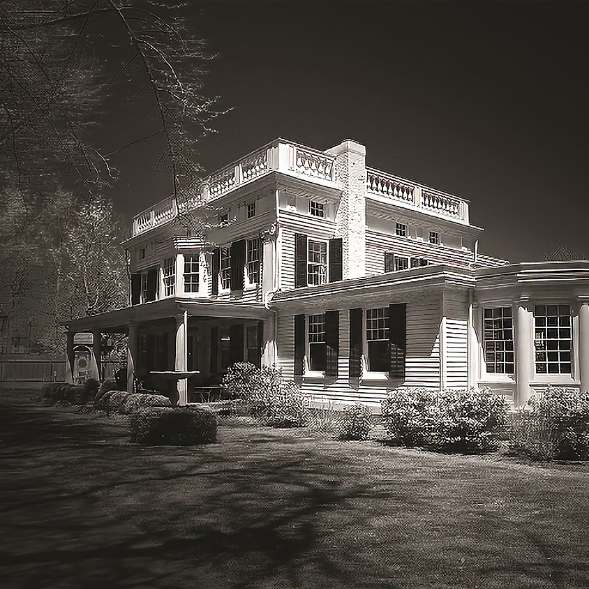 Ghost Hunting at the Rogers Mansion - 5/8 8:45pm