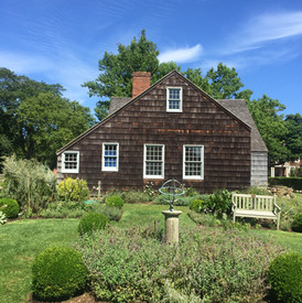 The Thomas Halsey Homestead: Garden