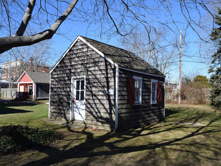 Red Creek Schoolhouse - Historic Structure Report, 2016