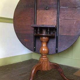 The Thomas Halsey Homestead: Dominy Table