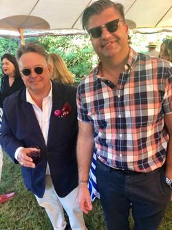 Steven Stolman and Rich Wilkie