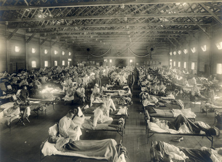 Southampton and the Devastating Influenza Epidemic of 1918