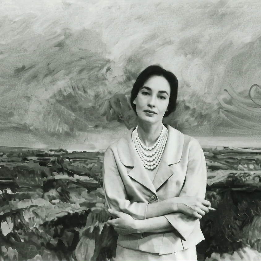 Southampton's 20th Century Influencers: Jane Wilson, Artist of the Ethereal