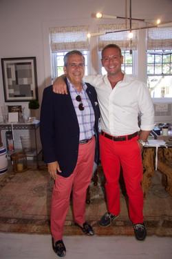 Greg D'Elia and Seth Raphaeli