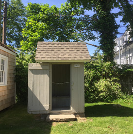 Girls Outhouses