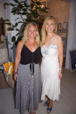 Elizabeth Jamieson and Laura Lofaro Freeman