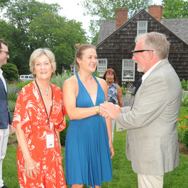 8 Linda Stabler-Talty, Daughter and Tom