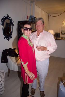 Cornelia and Henry Watkins