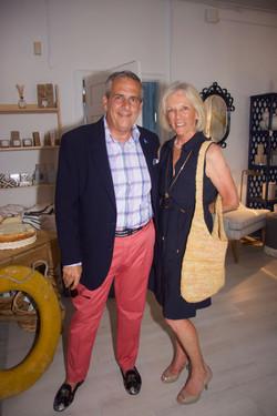 Greg D'Elia and Susan Dubner