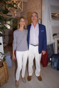 Amy and Doug Halsey
