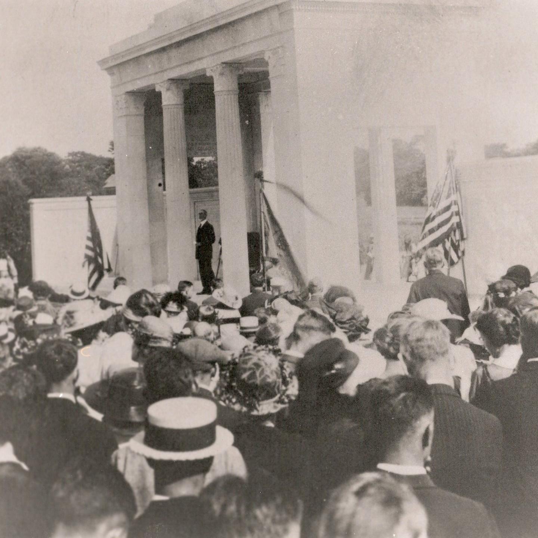 Monument Dedication 8/19/1923