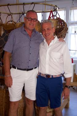 Bram Majtlis and Nick Gold