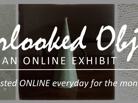 Overlooked Objects, 2016