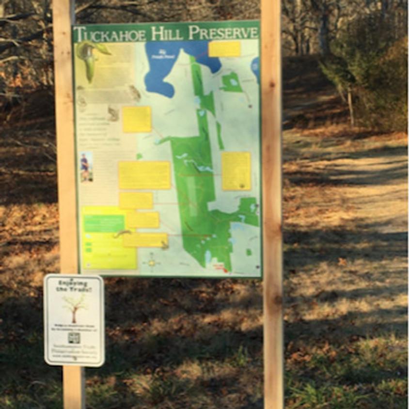Tuckahoe Preserve Nature Hike