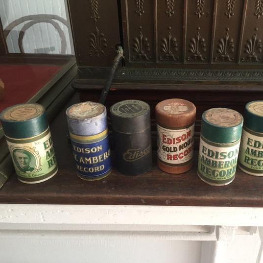 Hildreth's General Store: Phonographs