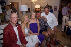James and Laura Lofaro Freeman, Linda Stabler-Talty, Rich Wilkie, Steven Stolman
