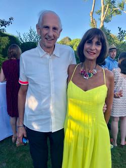 Jim and Barbara Bennett