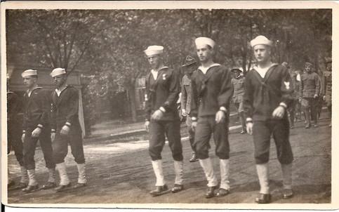 WWI Veterans Parade c. 1920s