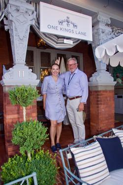 Erica Imbrecht and Tom Edmonds