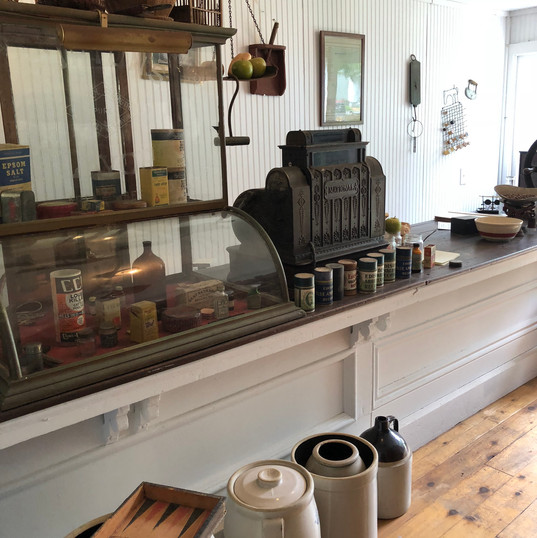 Hildreth's General Store: Interior