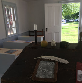 One Room Schoolhouse: Full Room