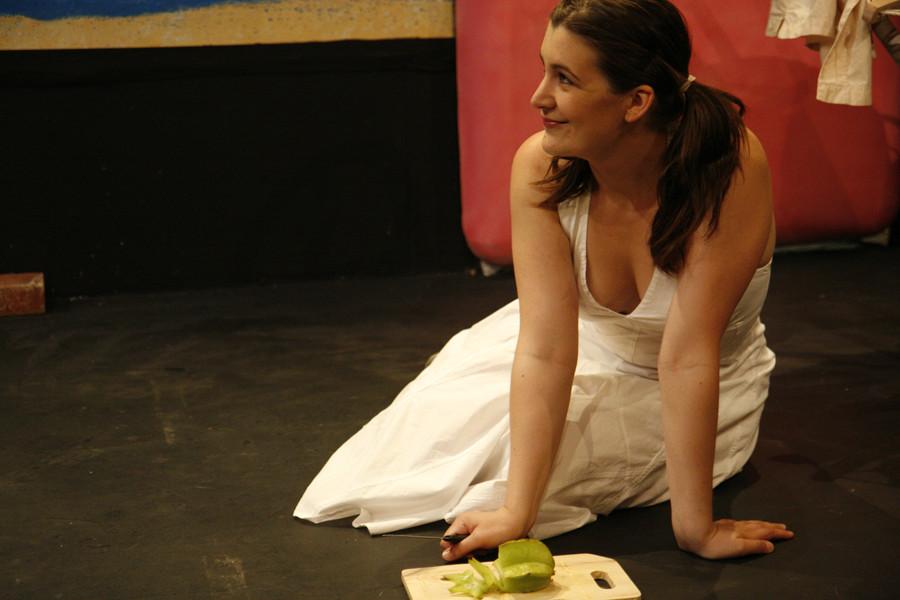 Marthe in The Exchange by Paul Claudel