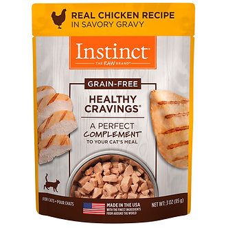 Instinct Healthy Cravings pollo 85 grs