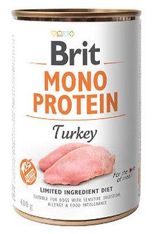 Alimento Humedo Mono Protein Turkey