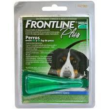 Frontline Plus Pipeta de 40 a 60 kg