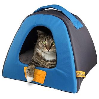 Gigwi Casa Iglú para Gatos