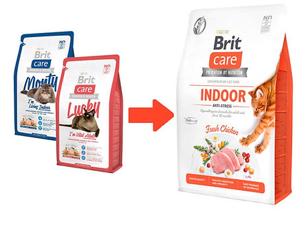 Brit Care Indoor 2 kg (ex Monty)