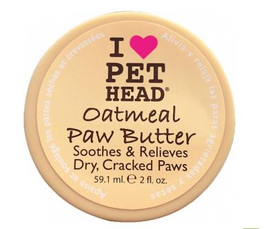 Oatmeal Paw Butter Pet Head