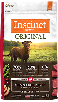 Instinct Carne de Res 1,8 kg