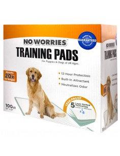 No Worries Training Pads 100 uni