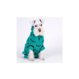 sweaters verde con gorro