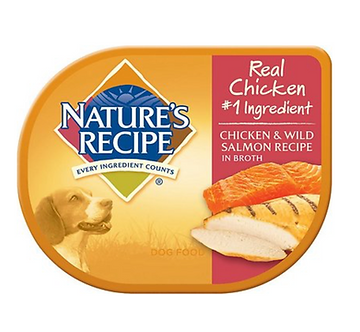 Nature's Recipe Chicken & Wild Salmon