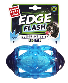 Edge Flash Rugby Blue GiGwi