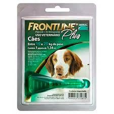 Frontline Plus Pipeta de 10 a 20 kg