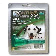 Frontline Plus Pipeta de 20 a 40 kg