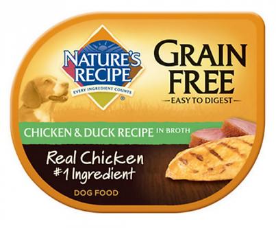 Nature's Recipe Chicken & Duck Recipe in Broth