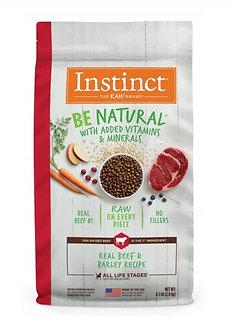 Instinct Be Natural Carne 11.3 kg
