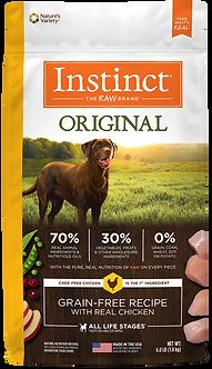 Instinct Pollo 1,8 kg
