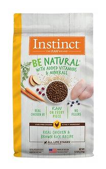Instinct Be Natural 11.3 kg Pollo