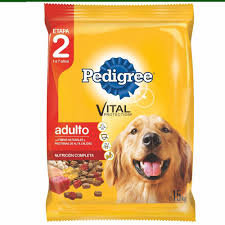 Pedigree adulto 3 kg