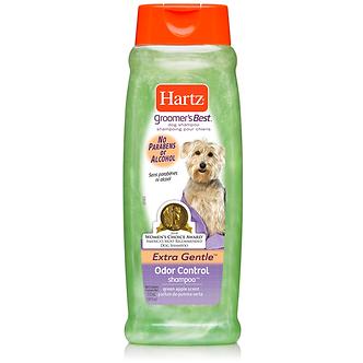 Groomer's Best odor control shampoo